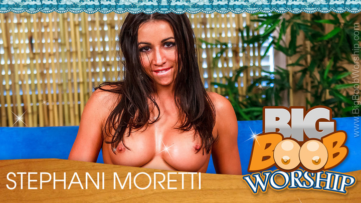 Check out all of Stephani Moretti's currently released photos and videos!